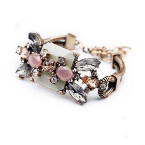 Anthropologie Jeweled Bracelet